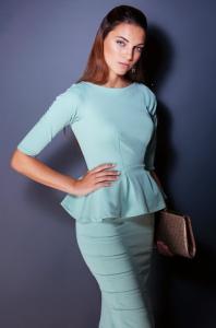 תדמיתנות ותפירה בבית הספר למקצועות האופנה של אילנה ברטל